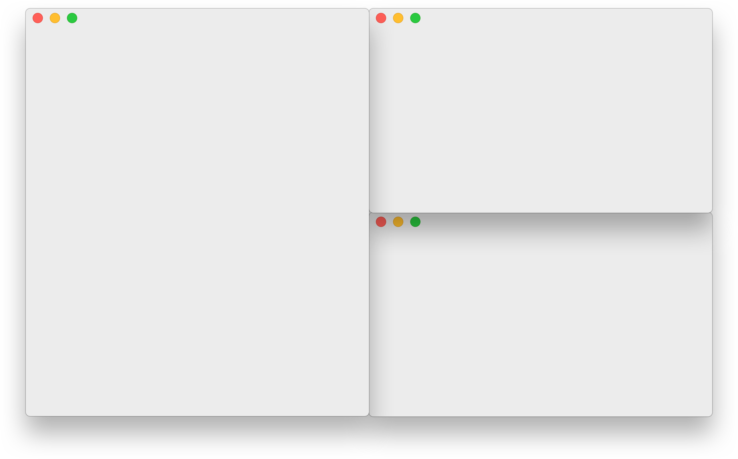 mac os x windows keyboard mapping